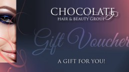 Chocolate Hair and Beauty Cork Gift Voucher